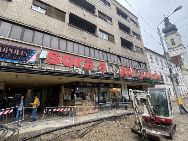 Sora Shopping Centre
