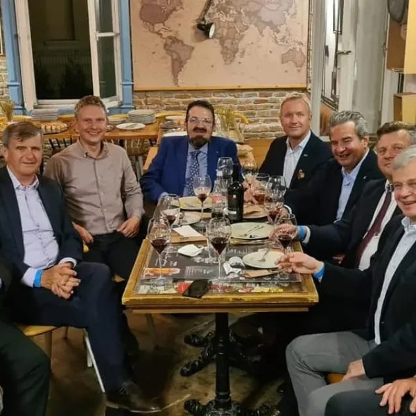 CIC International Beer Gathering