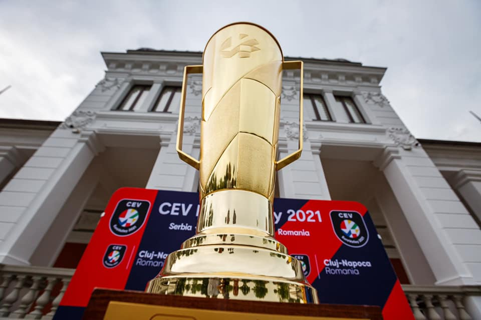 CEV EuroVolley 2021