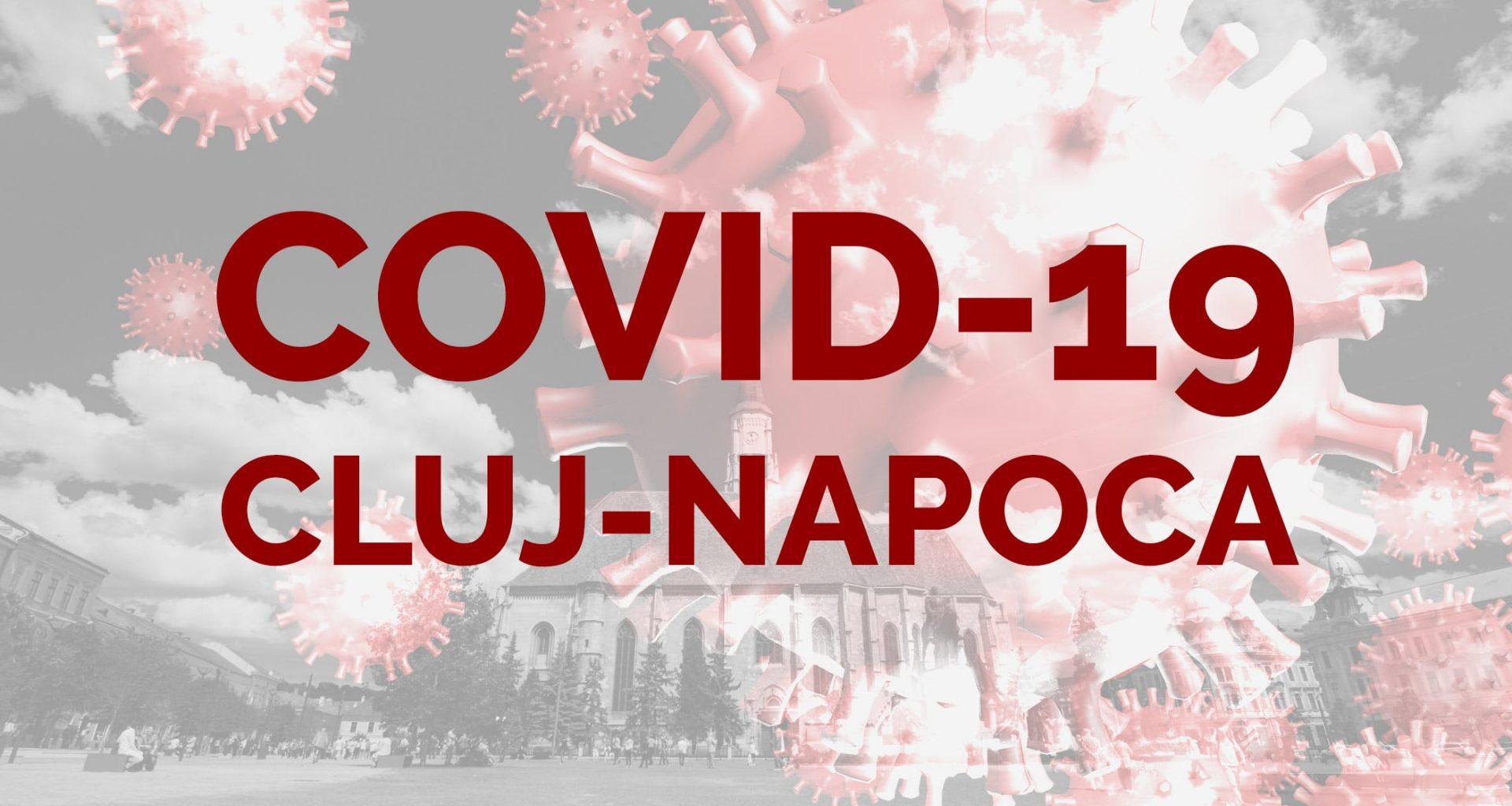 COVID-19 Cluj-Napoca