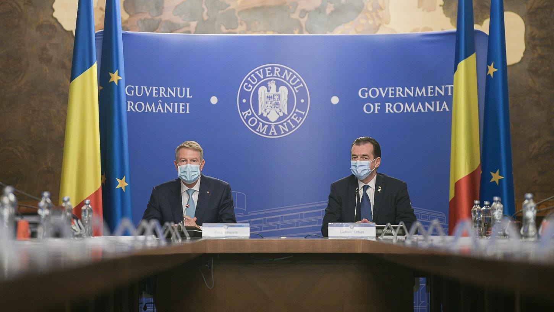 Iohannis Orban COVID19