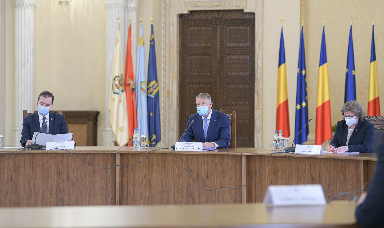 President COVID Meeting