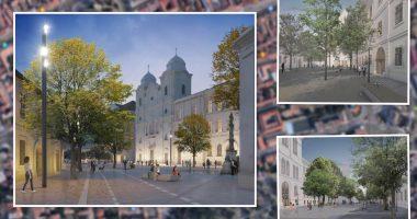 Strada Universitatii & Mihai Kogalniceanu Pedestrianisation