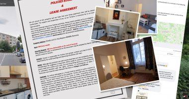 Fraudulent Apartment Listing