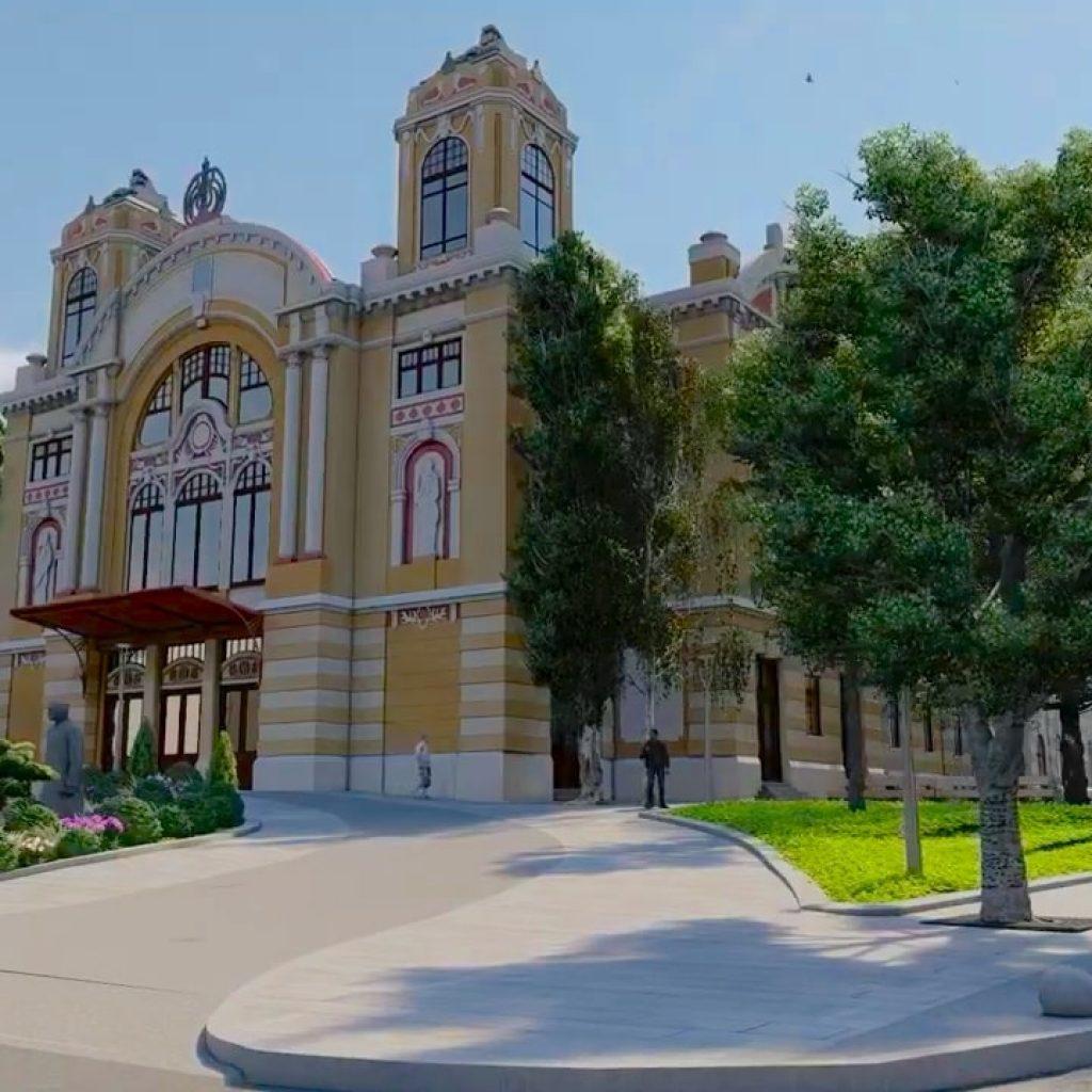 Stefan cel Mare Park Renovation