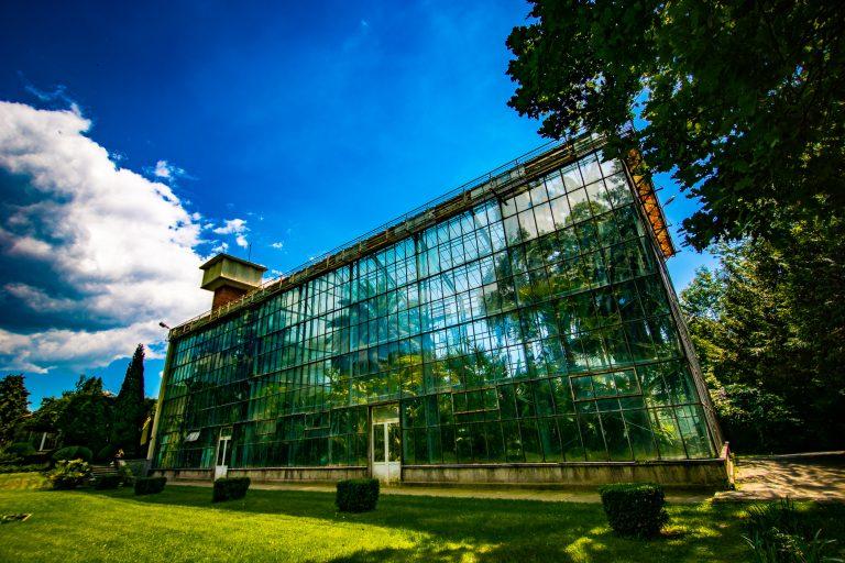Gradina Botanica Cluj-Napoca