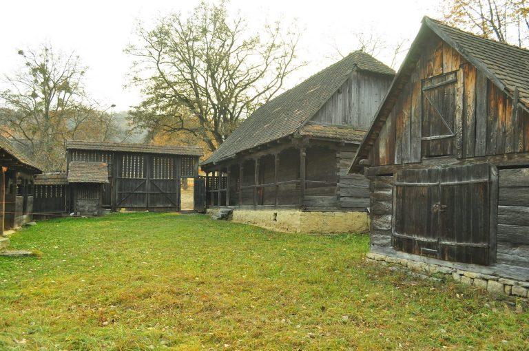 "The Village Museum - National Ethnographic Park ""Romulus Vuia"""