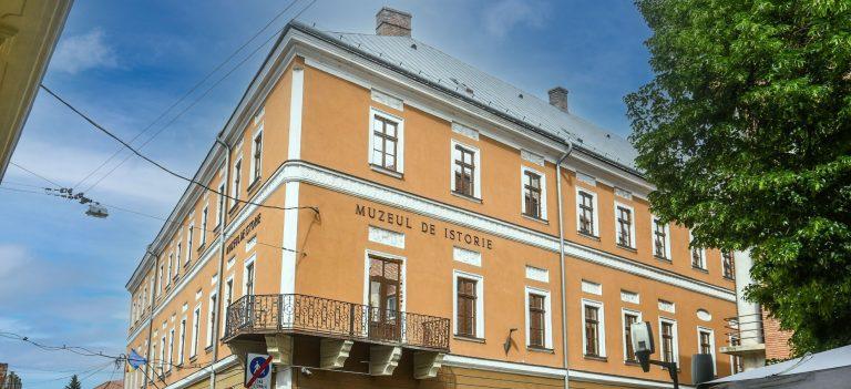 National Museum of Transylvanian History