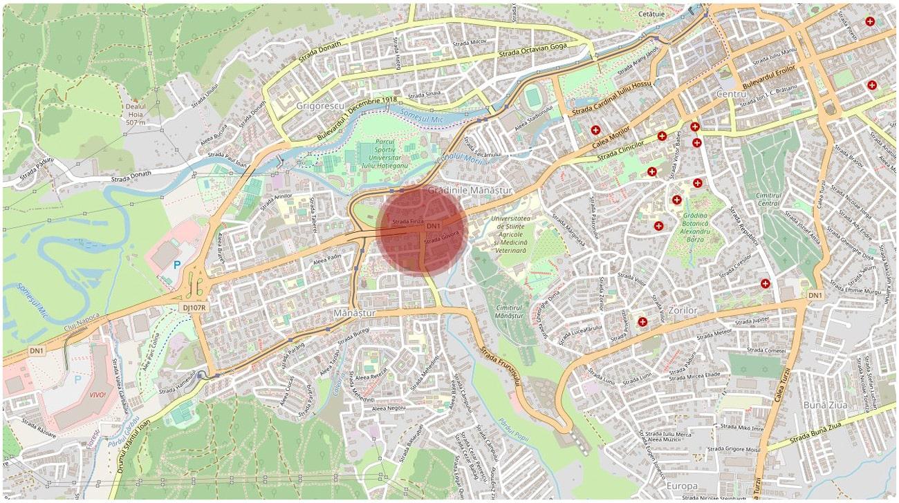Scenario Area