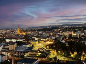 Cluj Sunset