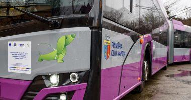 Cluj CTP Bus