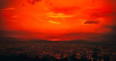 Cluj-Napoca Sunset