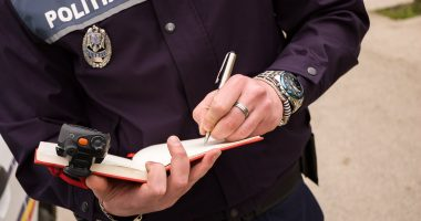 Police Fine - Politia Romana
