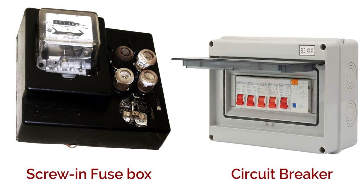 Fuses and Circuit Breaker