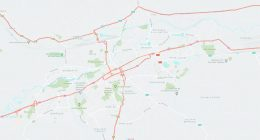 Google Map of Cluj